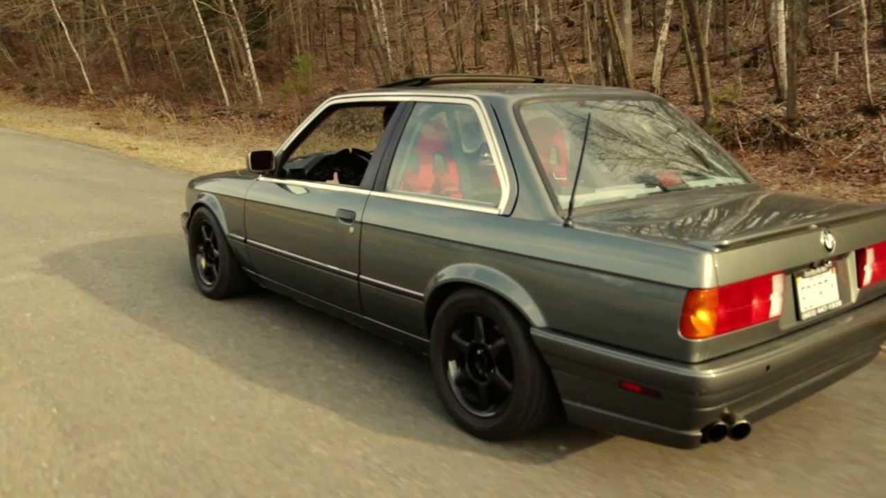 1987 BMW 325is Codename E-DIRTY - YouTube