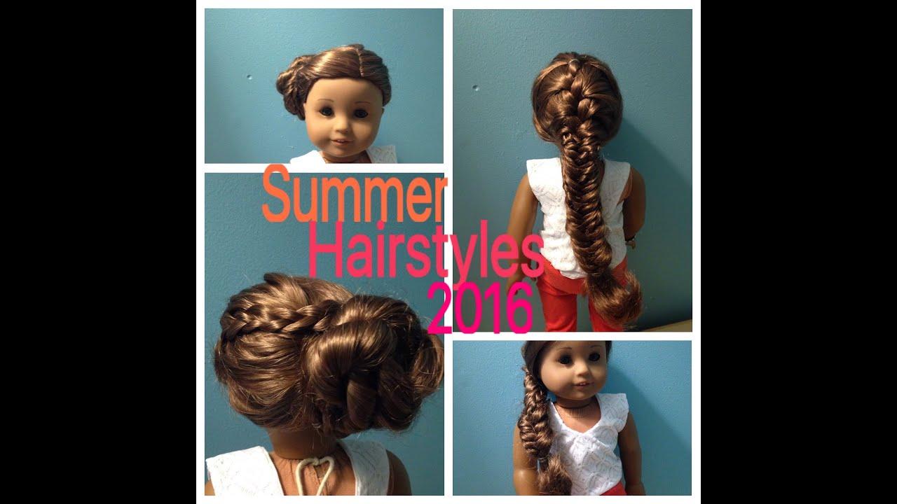 american girl doll summer hairstyles