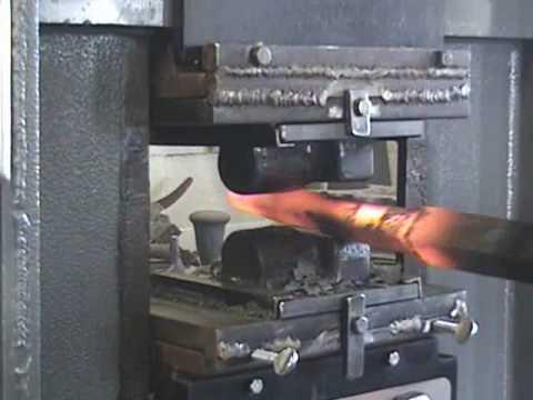 Hydraulic Forging Press: Part 2