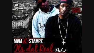 MVM & STAMPZ FT TREMZMULA - TOKE HARDER (SHOT CALLER REMIX) ( Its Dat Real Vol.1)
