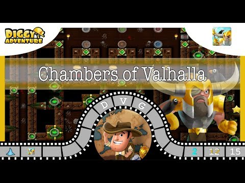 [~Odin~] #15 Chambers of Valhalla - Diggy's Adventure