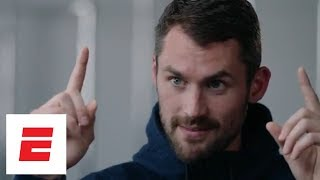 Kevin Love opens up in exclusive interview about mental health issues in the NBA [FULL]   ESPN
