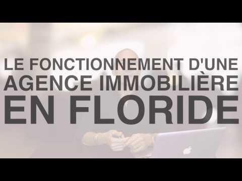 Comment fonctionne une agence immobilière en Floride ?