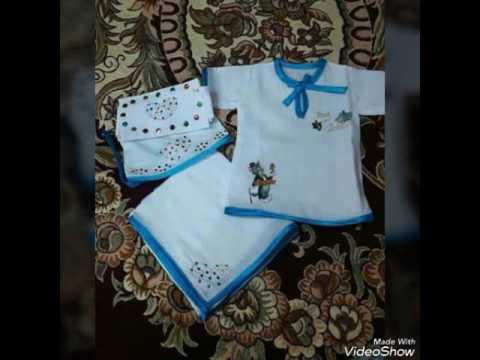 38741d6ef خياطة قبعة لطفل حديث الولادة بيبي - Baby hat | FunnyCat.TV