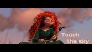 Repeat youtube video Brave - Touch the sky with Lyrics