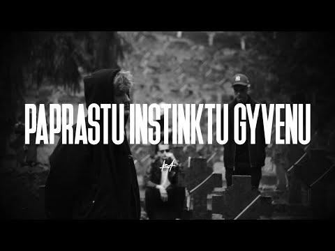 BA. - PAPRASTU INSTINKTU GYVENU