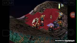 Final fantasy Tactics Final Boss