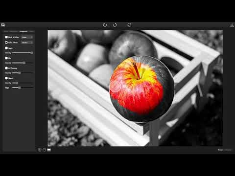 How To Color Splash Pictures On Mac