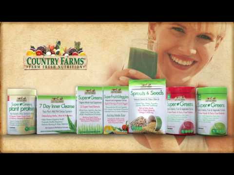 Country Farms Original Full Product Line
