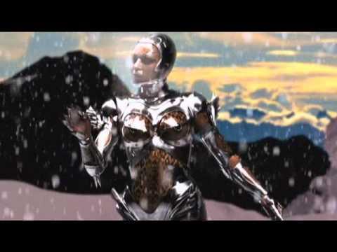 Beyoncé clip robot | I am tour 2009