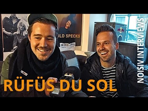 James Hunt & Jon George (Rüfüs Du Sol) im Interview! // NOISIV INTERVIEWS