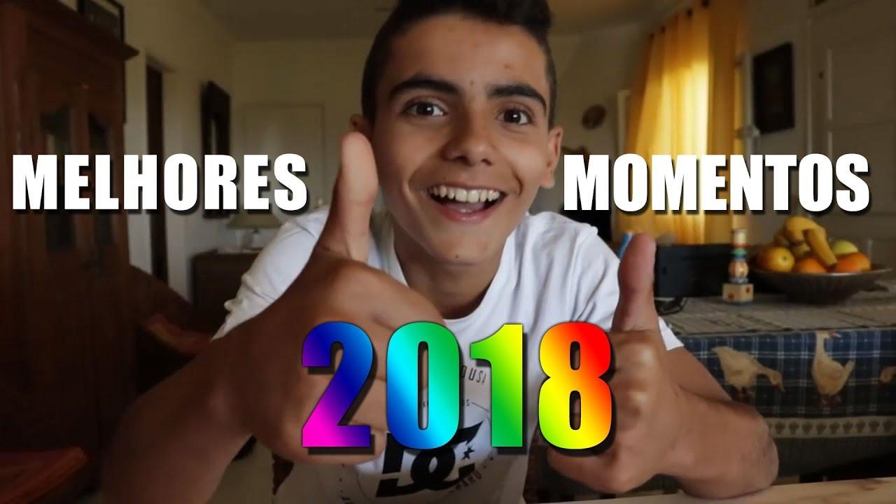 MELHORES MOMENTOS DE 2018 - SANTOS