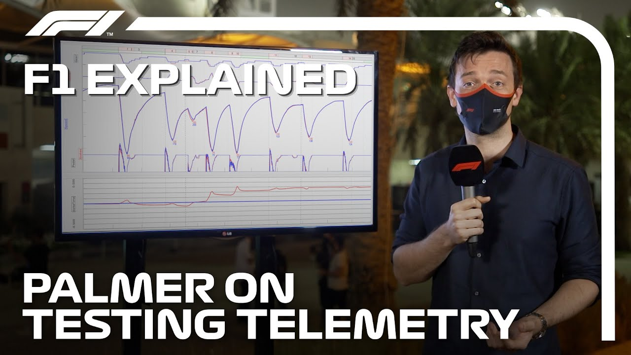 Download F1 Explained: How Does Telemetry Data Help Teams Go Faster?