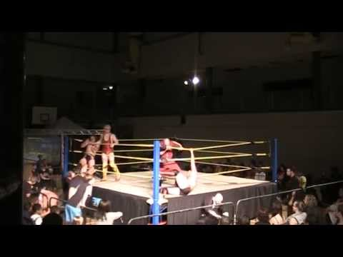 The Eliminator 2014. Impact Pro Wrestling (IPW)