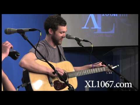 XL106.7 Presents Phillip Phillips LIVE From The RP Funding Theater