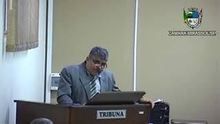 2ª Sessão Ordinária - Vereador Ademir Massa