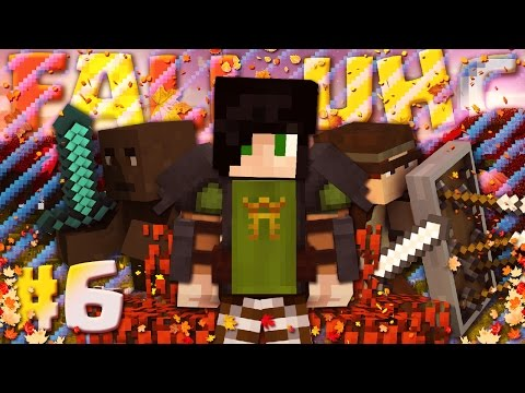 LA BARRIERA CI SCHIACCIA?! PRIMA MORTE - Minecraft FALL UHC ITA #6 w/ Pepo3393 Tech4Play