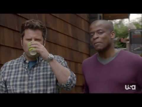 Psych Season 1-8 - Gus don't be...