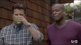 Psych Season 1-8 - Gus don