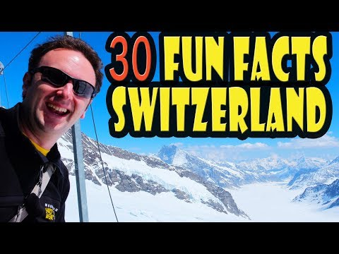 30 Fun Facts About Switzerland That Are Totally True