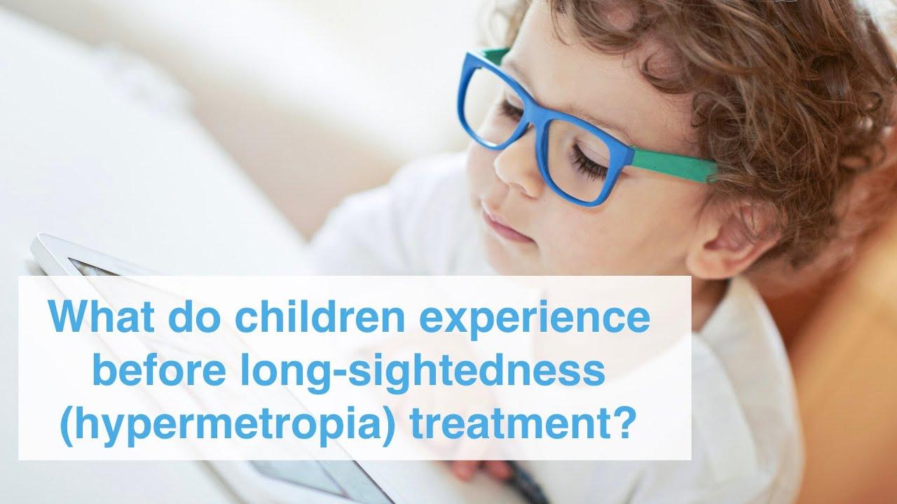 hyperopia kezelése gyermekeknél