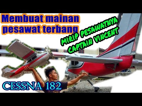cara-membuat-mainan-pesawat-remot-dari-gabus---mainan-pesawat-terbang