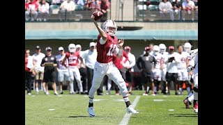 Recap: Stanford football readies for fall with strong showing at Cardinal & White Spring Game