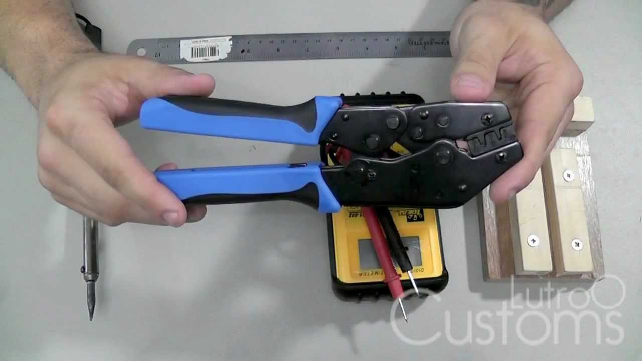 Lutro0 Customs Sleeving Tools Guide Youtube Electrical Wiring