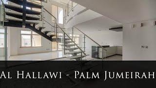 Al Hallawi (5 Bed Penthouse) -  Palm Jumeirah