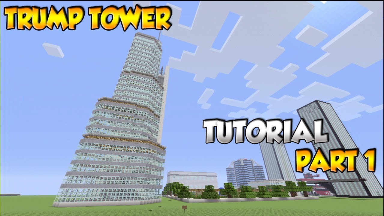 Trump Tower Chicago Skyline also Tom Llamas Boston Bombing together with Tower Minecraft Tutorial Xbox 1 moreover Trump World Tower New York additionally Grand Central Station Terminal. on trump world tower
