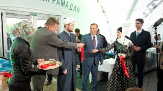 Рамадан 2016 -
