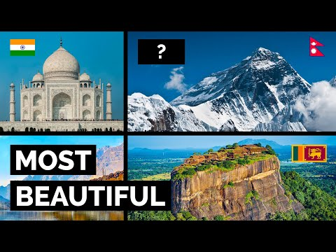 7 Most Beautiful Countries of South Asia