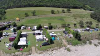 Camping d'Herbelon lac monteynard HD