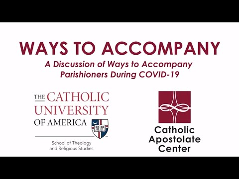 Ways to Accompany Others During COVID-19