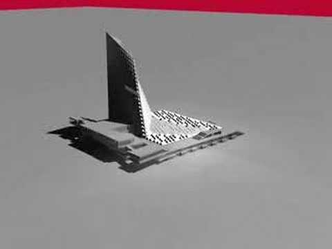 Czech National Library Competition: CK-Architecture
