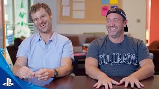 South Park: The Fractured But Whole - Behind the Scenes with Trey and Matt | PS4