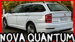 PHOTOSHOP Nova Volkswagen Santana Quantum @ Jetta 2019 Variant VW