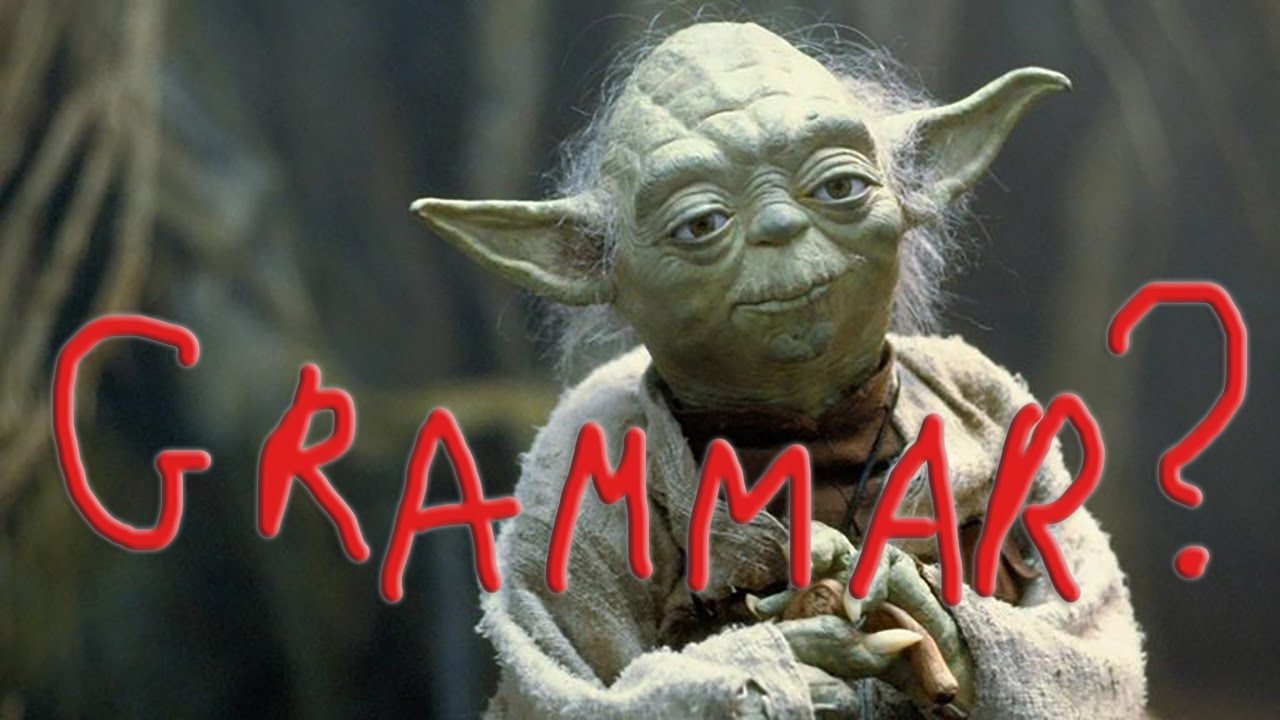 Why Cant Yoda Speak Properly Explained In 2 Minutes Youtube