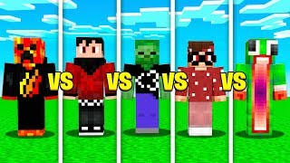 THE #1 MINECRAFT YOUTUBER GUESSING CHALLENGE!
