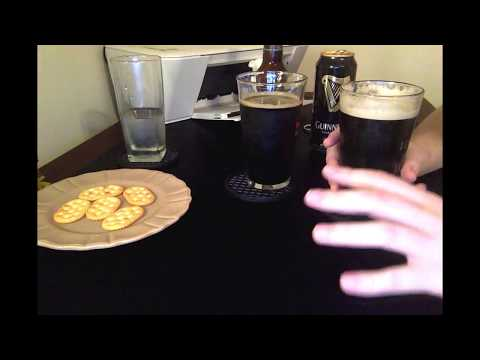 Dueling Review: Guinness Draught vs. O'Hara's Irish Stout