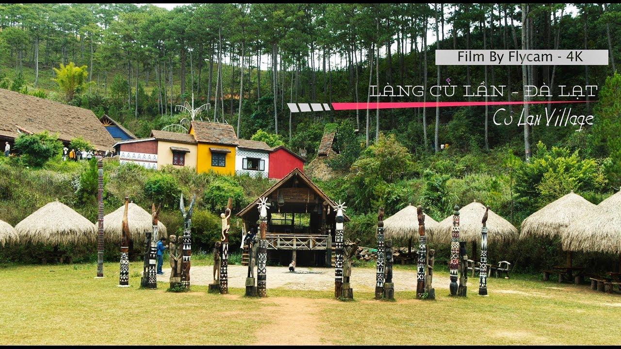 Làng Cù Lần - Đà Lạt - Điểm Đến Tuyệt Đẹp Dưới Chân Núi Langbiang