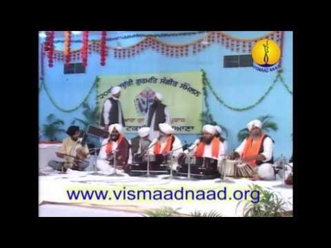 Raag Tukhari : Bhai Devinder Singh Bhai Gulbag Singh Bodal  - Adutti Gurmat Sangeet Samellan 2011
