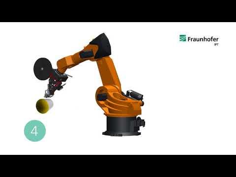 Process development at the Fraunhofer IPT