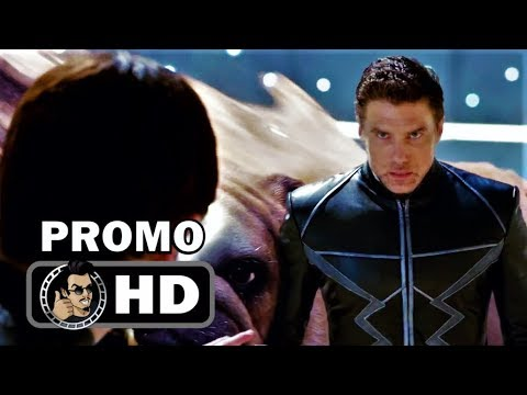 MARVEL'S INHUMANS Official International Promo (HD) Anson Mount ABC Superhero Series