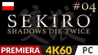 Sekiro Shadows Die Twice PL  #4 (odc.4)  Misja Buddy i łowca Shinobi