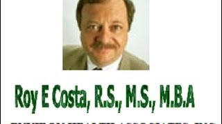 Diagnosing Foodborne Illness Outbreaks Roy Costa