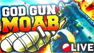 "CALL OF DUTY MODERN WARFARE 3 ""GOD GUN MOABS"" MULTIPLAYER GAMEPLAY! - BEST GUN IN CALL OF DUTY!"