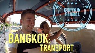 Bangkok Travel Vlog: Transport in the city