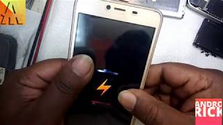 How to Symphony V92 Charging ic Replacement