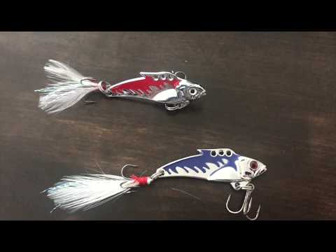Cheap eBay Metal Lures - Are They Worth the Saving??